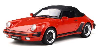 GT SPIRIT 1/18scale Porsche 911 3.2 Speed star (red) [No.GTS130]
