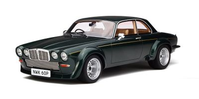 GT SPIRIT 1/18scale Jaguar XJ12 Coupe Broad speed <Avengers> Dark Green [No.GTS135]
