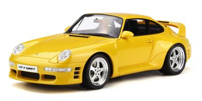 GT SPIRIT 1/18scale Ruf CTR2 Sport Yellow  [No.GTS141]