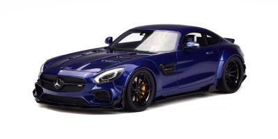GT SPIRIT 1/18scale AMG GT Prior design Blue [No.GTS150]