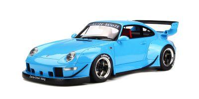 GT SPIRIT 1/12scale RWB 993 Baby Blue [No.GTS167]