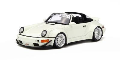 GT SPIRIT 1/18scale RWB 964 Targa White [No.GTS188]