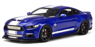 GT SPIRIT 1/18scale Shelby Mustang Super Snake 2017 (Blue / White)  [No.GTS204]