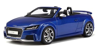 GT SPIRIT 1/18scale Audi TT RS Roadster (Blue)  [No.GTS209]
