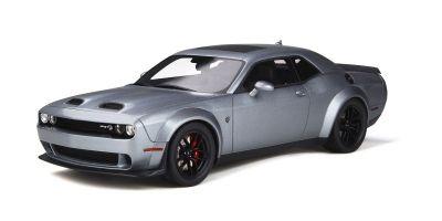 GT SPIRIT 1/18scale Dodge Challenger SRT Hellcat Redeye (Silver)  [No.GTS226]