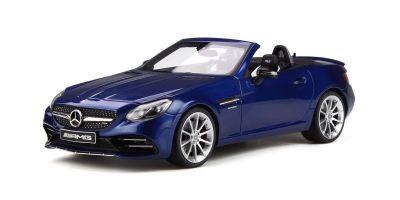 GT SPIRIT 1/18scale Mercedes AMG SLC 43 (Blue)  [No.GTS233]