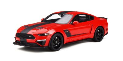 GT SPIRIT 1/18scale Roush Stage 3 Mustang 2019 (Red)  [No.GTS260]