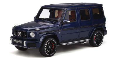 GT SPIRIT 1/18scale Mercedes AMG G63 (Blue)  [No.GTS261]
