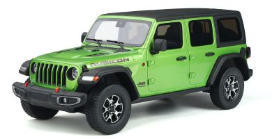 GT SPIRIT 1/18scale Jeep Wrangler Rubicon (Green)  [No.GTS278]