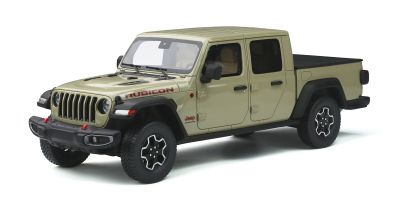 GT SPIRIT 1/18scale Jeep Gladiator Rubicon (Gobi / Sand Color)  [No.GTS279]