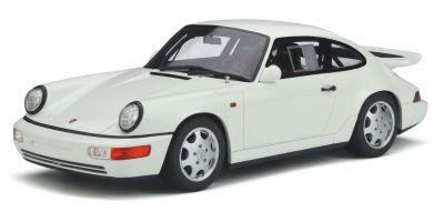 GT SPIRIT 1/18scale Porsche 911 (964) Carrera 4 Lightweight (White)  [No.GTS319]