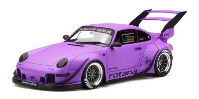 GT SPIRIT 1/18scale RWB 993 Rotana Matt Purple [No.GTS737]