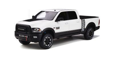 GT SPIRIT 1/18scale RAM 2500 Power Wagon (White)  [No.GTS790]