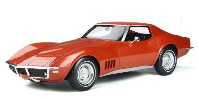 GT SPIRIT 1/12scale Chevrolet Corvette C3 (Bronze)  [No.GTS811]