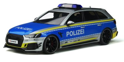 GT SPIRIT 1/18scale Apt RS4-R Avant (Police)  [No.GTS817]