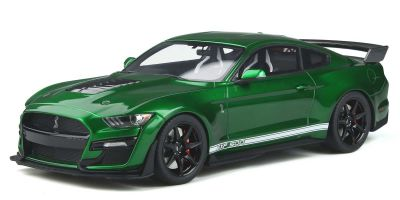 GT SPIRIT 1/18scale Ford Shelby GT500 2020 (Candy Green)  [No.GTS834]