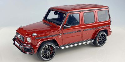 GT SPIRIT 1/18scale Mercedes AMG G63 (Metallic Red) Overseas Exclusive  [No.GTS010C]