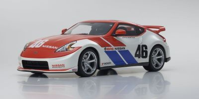 GT SPIRIT 1/18scale BRE Nissan 370Z 40th Anniversary Edition (Red / White / Blue) U.S. Exclusive Model Limited Edition  [No.GTS013US]
