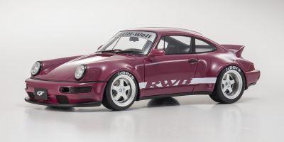 GT SPIRIT 1/18scale RWB 964 DUCK TAIL Pink / White Decals [No.GTS016KJ]