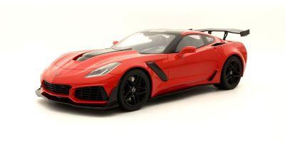 GT SPIRIT 1/12scale Chevrolet Corvette ZR1 (Red)  [No.GTS018US]