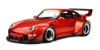 GT SPIRIT 1/12scale RWB 993 Candy Red [No.GTS019KJ]