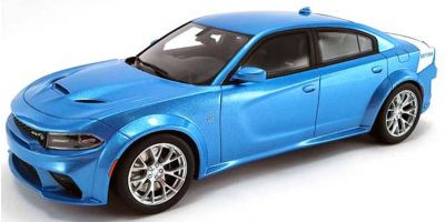 GT SPIRIT 1/18scale Dodge Charger SRT Hellcat Wide Body Daytona 50th Anniversary Edition (Blue)  [No.GTS031US]