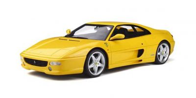 GT SPIRIT 1/12scale Ferrari F355 Berlinetta (Yellow) Asia Exclusive  [No.GTS032KJ]