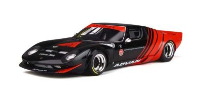 GT SPIRIT 1/18scale LB★WORKS Miura (Black / Red) Asia Exclusive  [No.GTS033KJ]