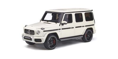 GT SPIRIT 1/18scale Mercedes AMG G63 2019 (Pearl White) Asia Exclusive  [No.GTS038KJ]