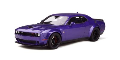 GT SPIRIT 1/18scale Dodge Challenger R/T Scat Pack Widebody (Purple)  [No.GTS248]