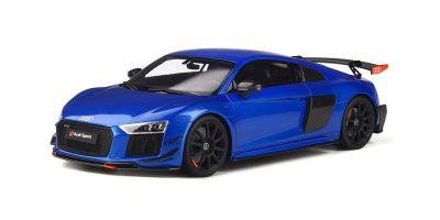 GT SPIRIT 1/18scale Audi R8 Performance Parts (Blue)  [No.GTS254]