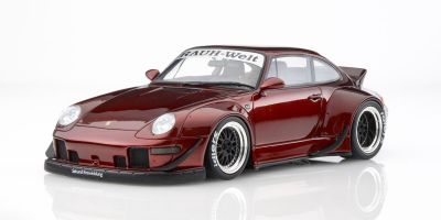 GT SPIRIT 1/18scale RWB DUCKTAIL (Candy red)  [No.GTS759]
