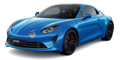 GT SPIRIT 1/18scale Alpine A110 S(Blue)  [No.GTS80055]