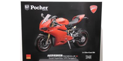 Pocher 1/4scale Ducati Superbike 1299 Panigale S  [No.HK107]