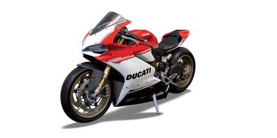 Pocher 1/4scale Ducati 1299 Panigale S Anniversario (Red / White) Assembly Kit  [No.HK110]