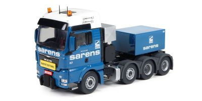 IMC Models 1/50scale Sarens MAN TGX XXL 8x4 with ballastbox  [No.IMC201038]