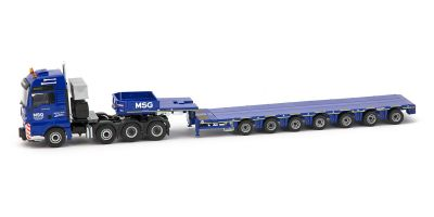 IMC Models 1/50scale MSG MAN TGX 8x4 with Nooteboom MCO121-07V  [No.IMC310028]