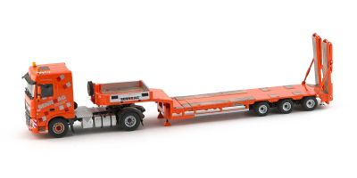 IMC Models 1/50scale Senn AG & Transports DAF Euro 6 4x2 Goldhofer 3-Axle Semi Low Loader  [No.IMC320001]