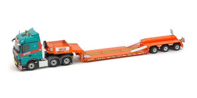 "IMC Models 1/50scale Mercedes-Benz Actros 2 6×2 Goldhofer low loader 3 axle ""GRUBER LOGISTICS""  [No.IMC330006]"