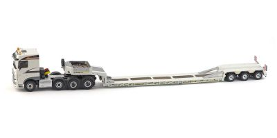 IMC Models 1/50scale DAF Euro 6 SC 8 × 4 Goldhofer 3axle Low Loader  [No.IMC330057]