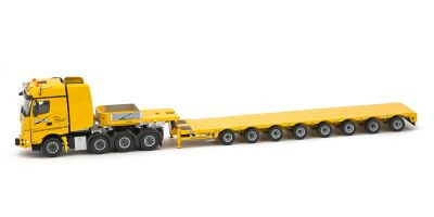 IMC Models 1/50scale Steil Mercedes Arocs Bigspace 8x4 with Nooteboom MCO121-08V  [No.IMC330074]