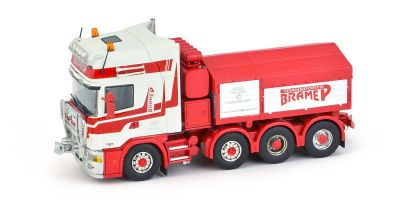 IMC Models 1/50scale Scania 4-series Topline 8x4 with ballastbox Brame   [No.IMC330106]