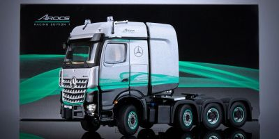 IMC Models 1/50scale Mercedes Benz Arocs STL 8*4 Racing Edition1  [No.IMC330117]