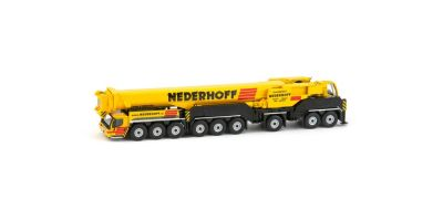 IMC MODELS 1/87scale Nederhoff Liebherr LTM 1750-9.1 Mobile Crane  [No.IMC601001]