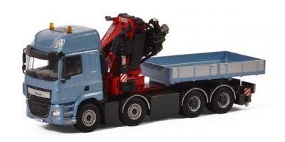 IMC Models 1/50scale DAF CF Space Cab 8 x 4 Fassi F1100RA Crane & Ballast Box w/Truck  [No.IMCF-2]