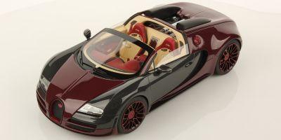 MR Collection 1/18scale Bugatti Veyron 16.4 Grand Sport Vitesse La Finale limited: 99pcs  [No.BUG04LF]