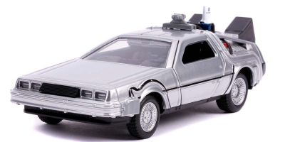 JADA TOYS 1/32scale Back to the Future Part II Time Machine (Delorian)  [No.JADA30541]