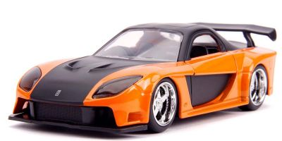 JADA TOYS 1/32scale F&F Han's Mazda RX-7 Orange  [No.JADA30736]