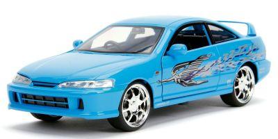 JADA TOYS 1/24scale F & F Acura Integra Type R (Blue) Mia  [No.JADA30739]