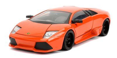 JADA TOYS 1/24scale F & F Lamborghini Murcielago Orange (Roman)  [No.JADA30765]